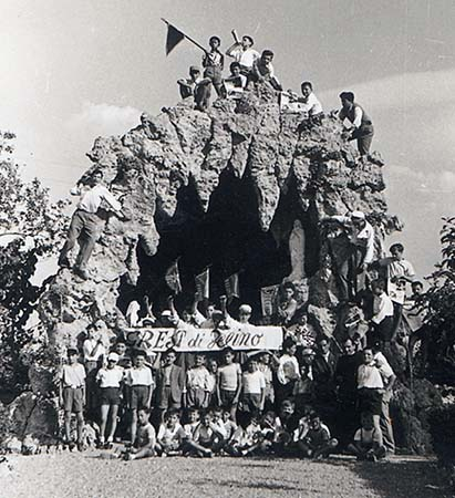 Grotta della Madonna